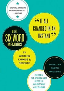 More Six-Word Memoirs Cover