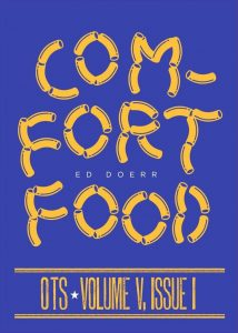 One Teen Story * Volume V, Issue I: Comfort Food, by Ed Doerr - Cover Art